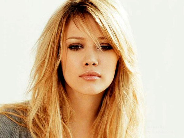 Long Hair Styles With Side Bangs: DIFFERENT TYPES OF BANGS